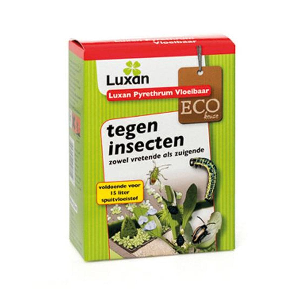 Luxan Pyrethrum Vloeibaar - Tegen Insecten - Gewasbescherming 30 ml - in Verzorging