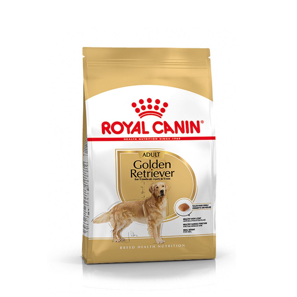 Royal Canin Golden Retriever Hondenvoer Adult 3 kg