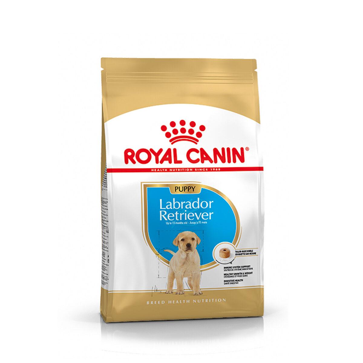Royal Canin Labrador Retriever Hondenvoer Puppy 3kg