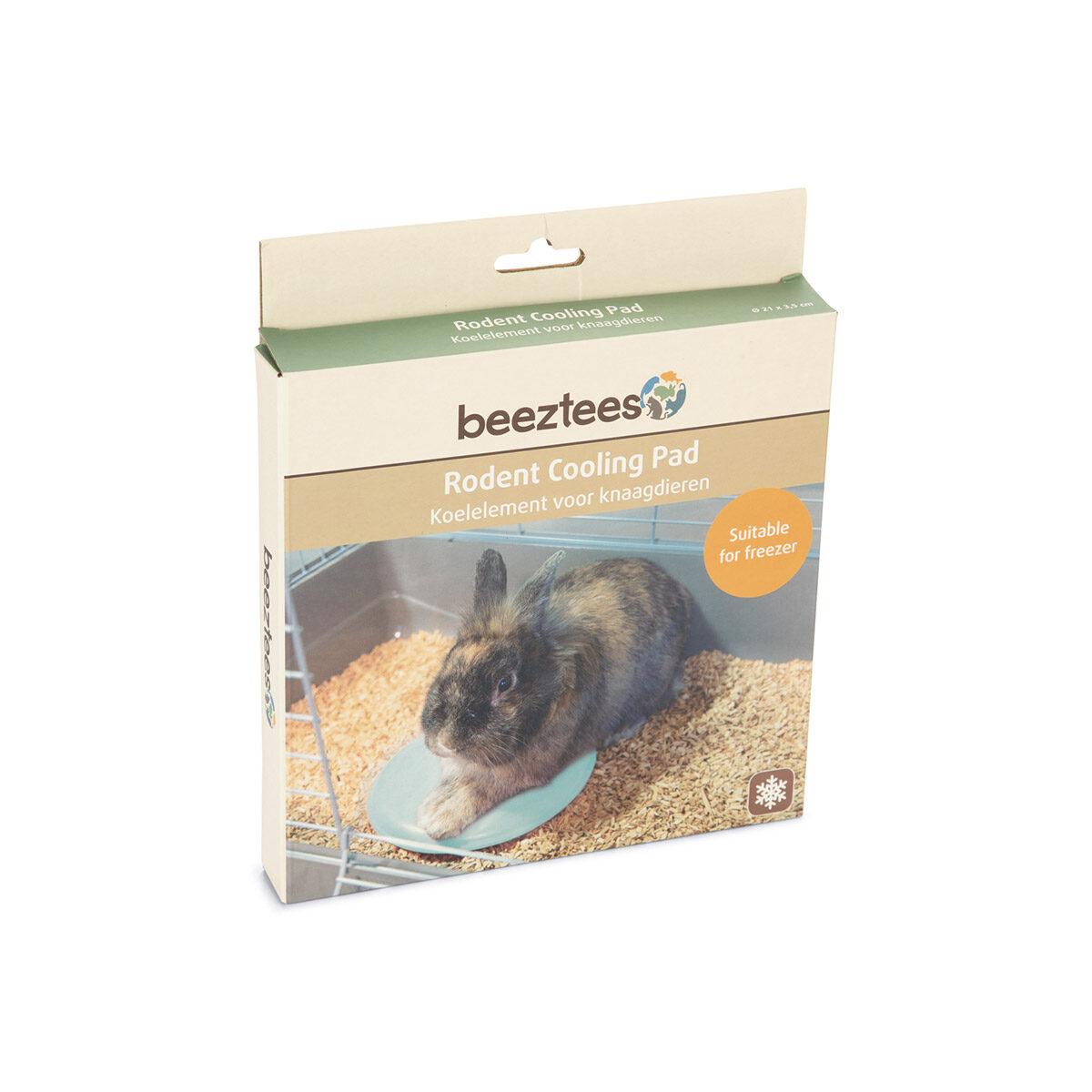 Beeztees koelschijf voor konijnen en knaagdieren
