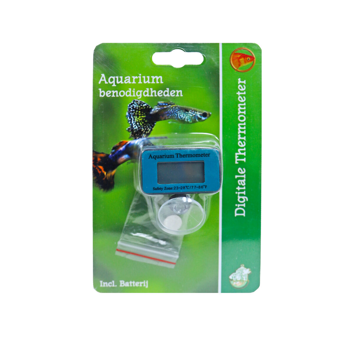 Digitale Thermometer Inclusief Batterij