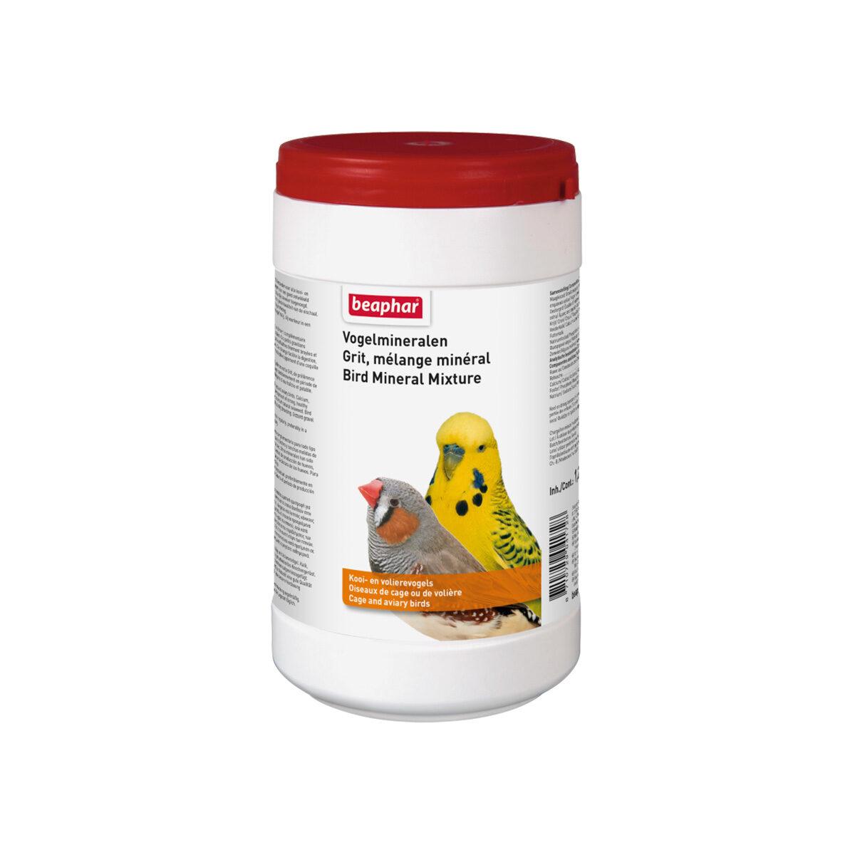 Beaphar Vogelvoer Vogelmineralen 1,25kg