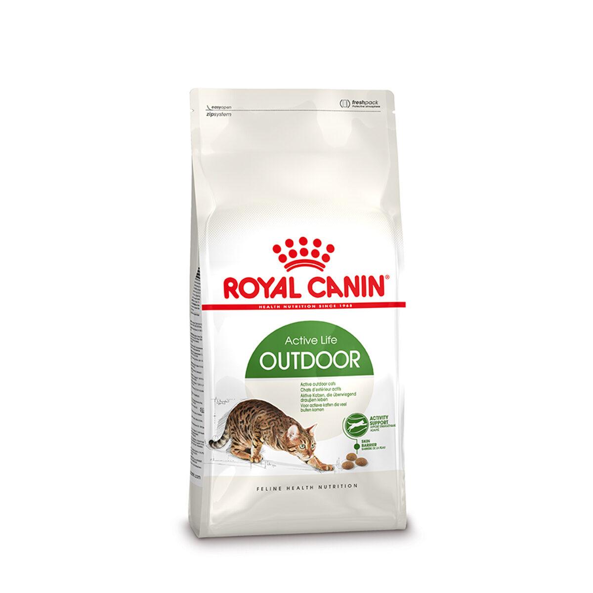 Royal Canin Outdoor Kattenvoer 2 kg